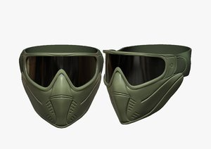 safety mask protection model