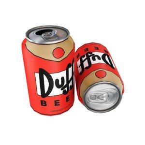 modeled drink model