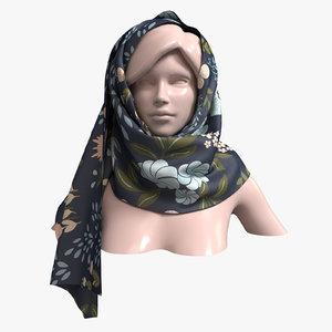 plane shawl model