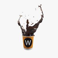 Coffee Splash V2
