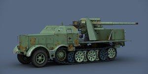 8 cm flak 18 model