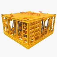 Subsea Production Manifold