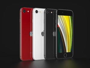 3D official apple iphone se
