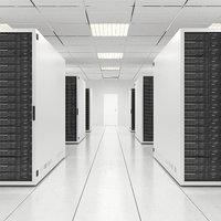 Server Room White