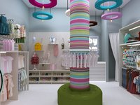 Store children's clothing store