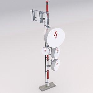 3D cell antenna