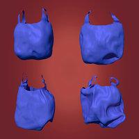Plastic Bags Debris