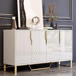3D aro contemporary storage cabinet