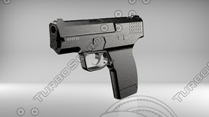 3D s w pistol