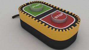 3D start stop push model