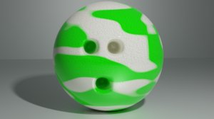 new bowling flubber model