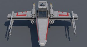 x wing model