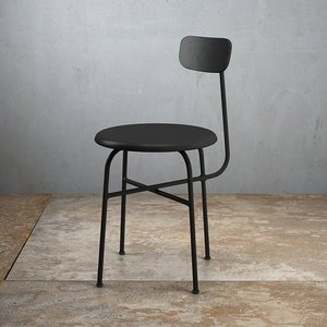 3D afteroom dining chair legs model