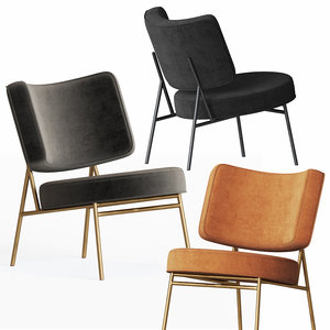 coco lounge chair calligaris model