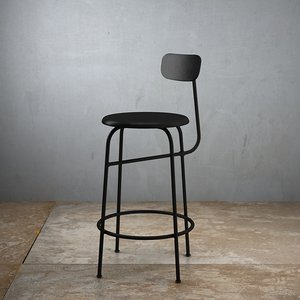 afteroom counter stool 3D model
