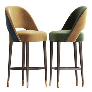 3D ava bar stool mambo