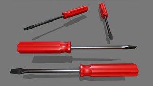 screwdriver 3 model