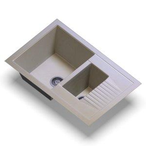 sink polygran f-21 cotton 3D