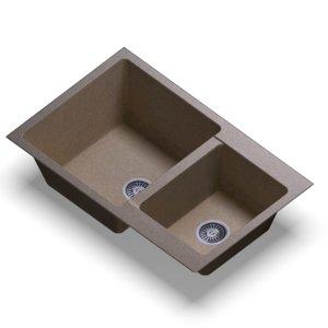 3D sink polygran f-15 sand model
