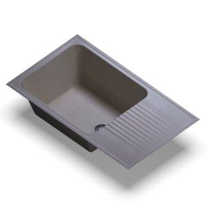sink polygran f-19 grey model