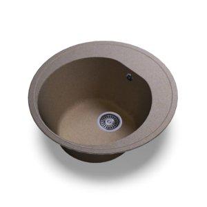 sink polygran f-08 sand 3D model