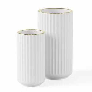 set vase 3D model