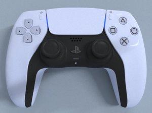 3D model playstation 5