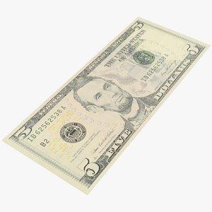 dollar bill model