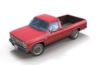 chevrolet silverado 1985 model