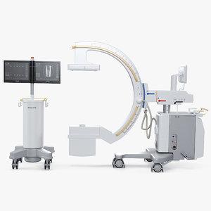 c arm x-ray machine 3D
