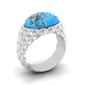 unique ring pillow shapes 3D
