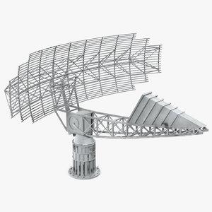 3D radar sps 49