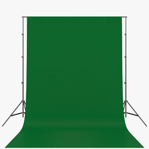 3D foto studio background