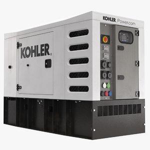 3D model kohler generator