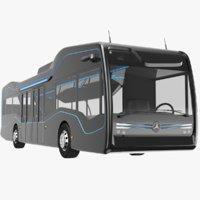 Mercedes Future Bus Black