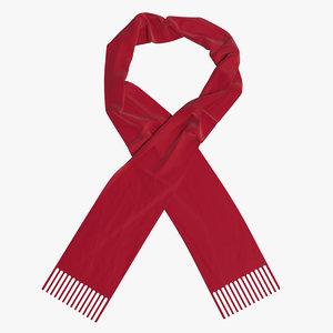 3D scarf 006