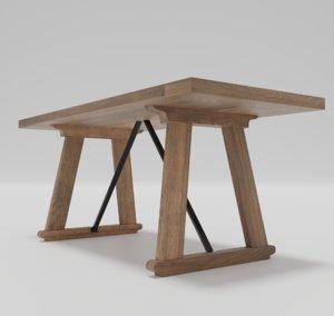 3D alta desk
