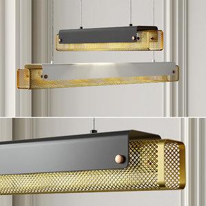 casing pendant lights lamps 3D