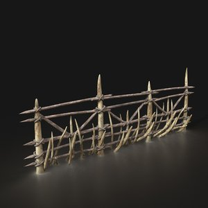 3D model gen aaa orcish barbarian
