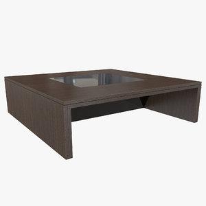 office coffee table model