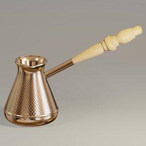 coffee pot model