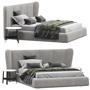 3D ditre italia opus bed