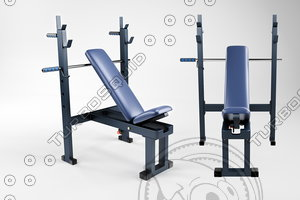 gym bench squat stand model