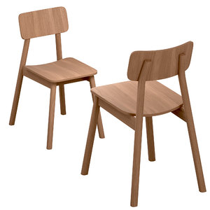 3D dino dining chair zweed