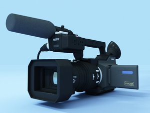 digital video camera sony 3D