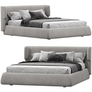 3D model ditre italia claire bed