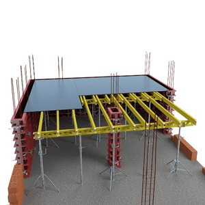 building site 3D