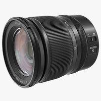 Nikon Z 24 70mm f4 S Camera Lens