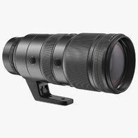 Camera Lens 70 200mm f2.8 Generic