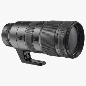 3D camera lens 70 200mm